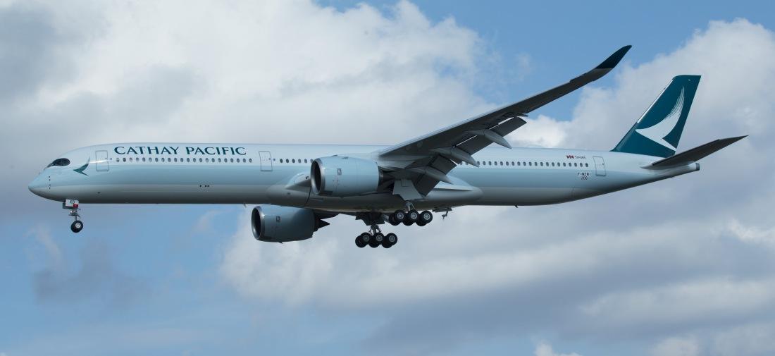 B-LXD A350-100