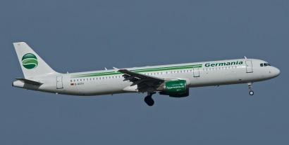 GERMANIA A321 TLS 280917 red