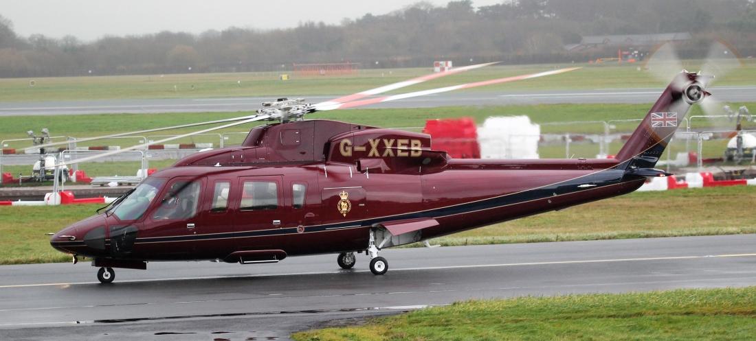 GXXEB S76 32 Royal Sqn Greg Mape 10 Dec