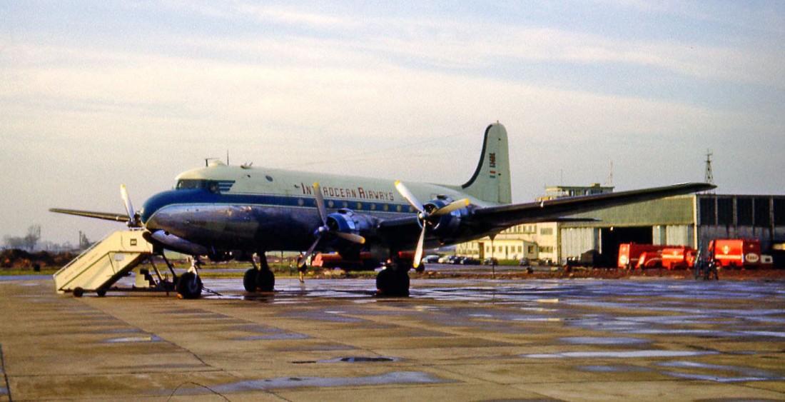 RINGWAY 1960 - DC-4 LX-IAL (21st November) a(3)